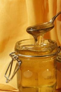 компонент медовой лепешки