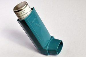 Бронхиальная астма: использование ингалятора