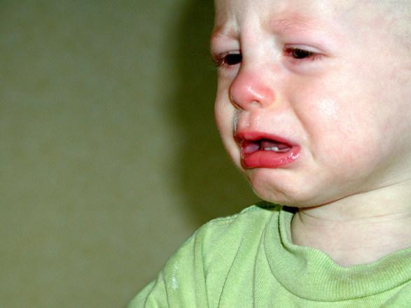 раздражительность у ребенка