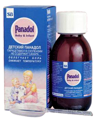 Панадол для детей
