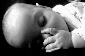 насморк у ребенка до года