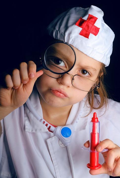 Детские заболевания и их лечение