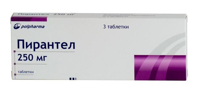 Лекарство от глистов для детей